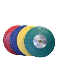 Troy Competition Bumper Plate Set