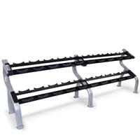 Troy Two Tier Dumbbell Rack