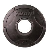 Troy Urethane Encased Interlocking Grip Plates - 2.5LB