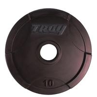 Troy Urethane Encased Interlocking Grip Plates - 10LB