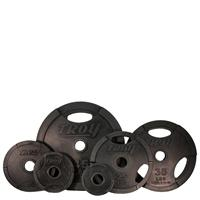 Troy Urethane Encased Interlocking Grip Plate Set