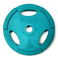 Troy GR-005RC Workout Strength Training Color Plates