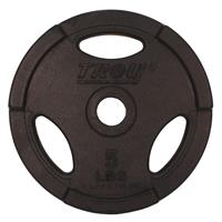 Troy GR-005R Workout Strength Training Plates