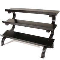 Troy VTX Three Tier Shelf Dumbbell Rack