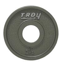Troy High Grade Wide Flanged Olympic Plates - 2.5LB