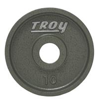 Troy High Grade Wide Flanged Olympic Plates - 10LB