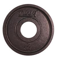 Troy Premium Wide Flanged Olympic Plates - 2.5LB