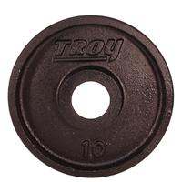 Troy Premium Wide Flanged Olympic Plates - 10LB