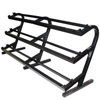 Troy VTX Three Tier Horizontal Dumbbell Rack