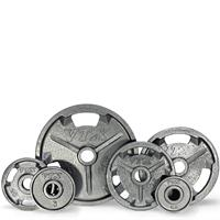 Troy VTX GO-V Olympic Grip Plate Set