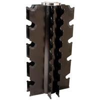 Troy VTX 4 Sided Vertical Dumbbell Rack
