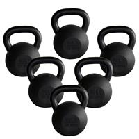 Troy VTX Cast Iron Kettlebell Package