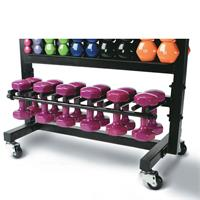 Option - Aerobic Pac Accessory Rack